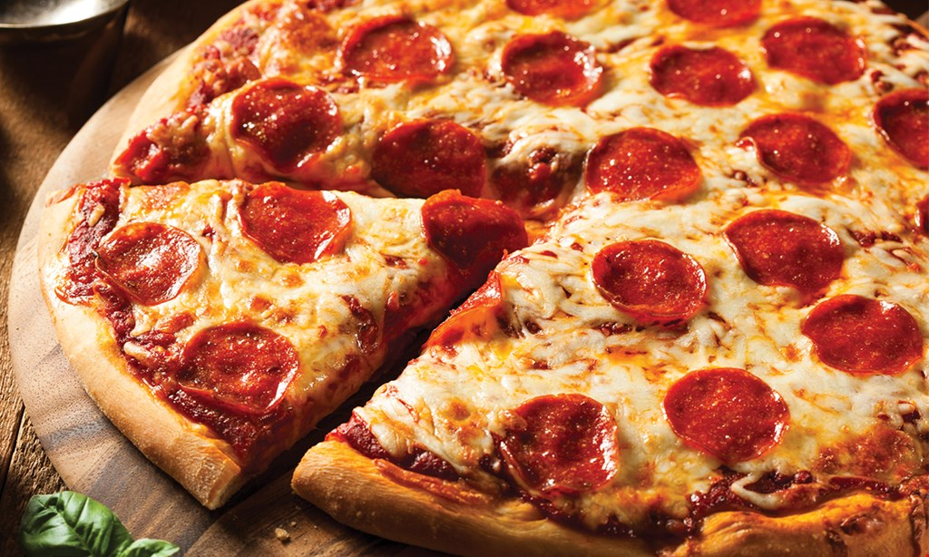 """Product image for Francos Giant Pizza $24.99 28"""" giant 1-topping pizza"""