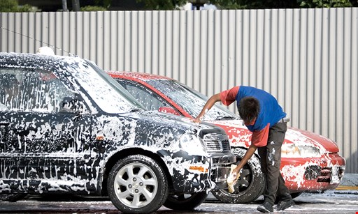 Product image for Genie Car Wash- Point Loma $7 OFF Semi-Synthetic Oil Change.