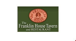 The Franklin House Tavern and Restaurant logo