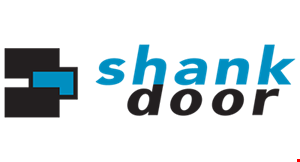 Product image for Shank Door $150 off any door order of $2000 or more