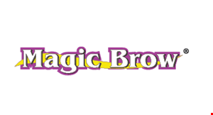 Product image for Magic Brow Waxing Services 20% off