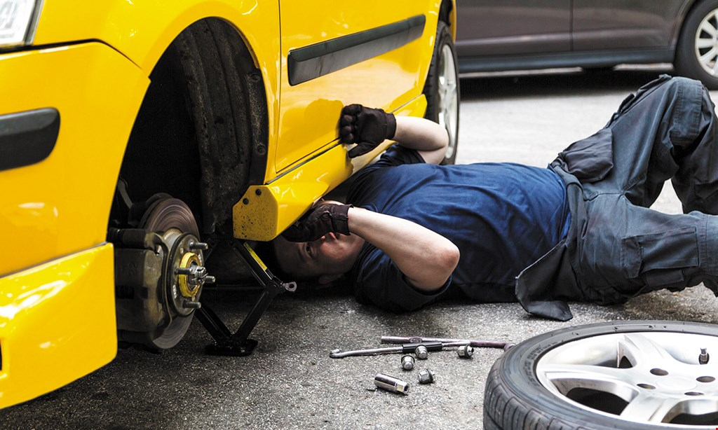 Product image for Meineke SYNTHETIC BLEND OIL $14.95, FULL SYNTHETIC OIL $49.95 4-cyl FREE TIRE ROTATION.