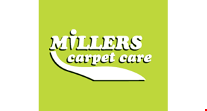 Miller's Carpet Care logo