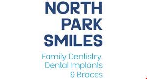 North Park Smiles logo