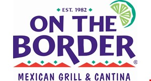 Product image for On The Border-Escondido $10 OFF any purchase of $40 or more.