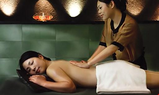 Product image for Oriental Oasis Massage $59.99 30 Min Foot Massage & 60 Min Body Massage