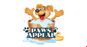 Paws Appeal logo