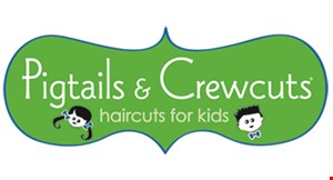 Pigtails & Crewcuts: Del Sur logo