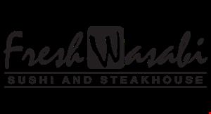 Fresh Wasabi Sushi and Steakhouse logo