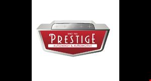 Product image for Prestige Autowash & Automotive $10 OFF EXPRESS DETAIL PACKAGE