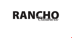 Rancho Cleaners logo