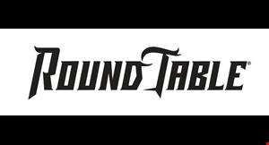 Round Table Pizza- La Mesa logo