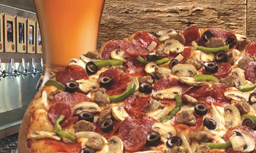 Product image for Round Table Pizza $15 LARGE 2-TOPPING PIZZA