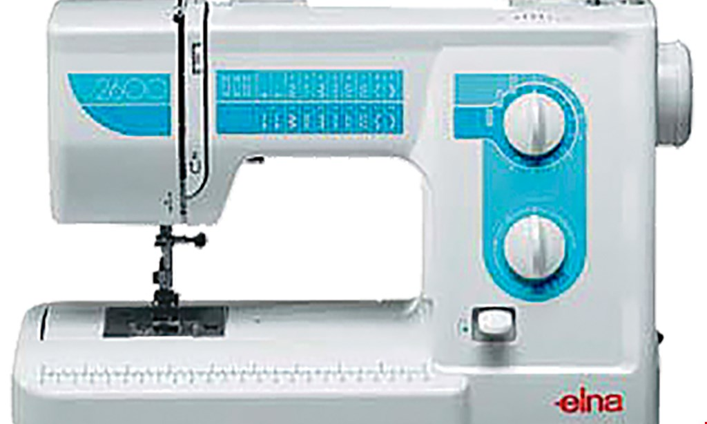 Product image for Sew Pros FREE Sewing classes with machine purchase