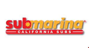 Product image for Submarina- Escondido $22 FAMILY MEAL DEAL
