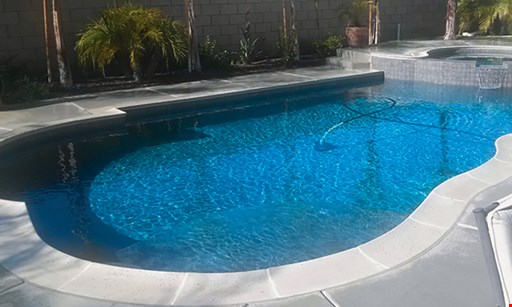 Product image for Tahitian Pools & Spa $26,795 SAVE OVER $3,000 25' X 14' FREE FORM POOL POOL SPECIAL