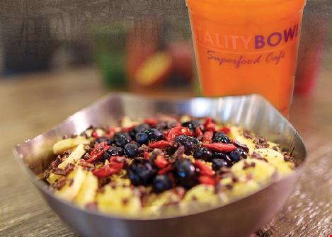 Product image for Vitality Bowls Super Food Cafe $10 each all medium bowls!
