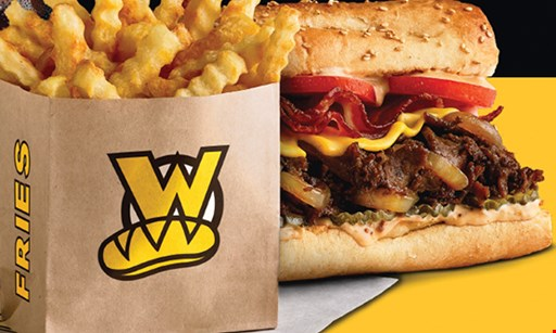 """Product image for Which Wich Murrieta Free 7"""" Wich with purchase of any 7"""" Wich."""