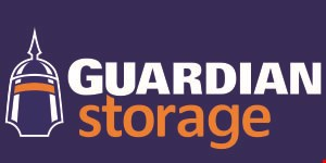 Product image for Ethic Advertising/Guardian Storage Special Offer 50% OFF 4 MONTHS!