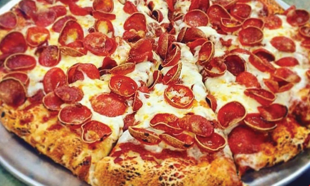 Product image for Sanders Ferry Pizza & Pub $5 OFF any order of $25 or more.
