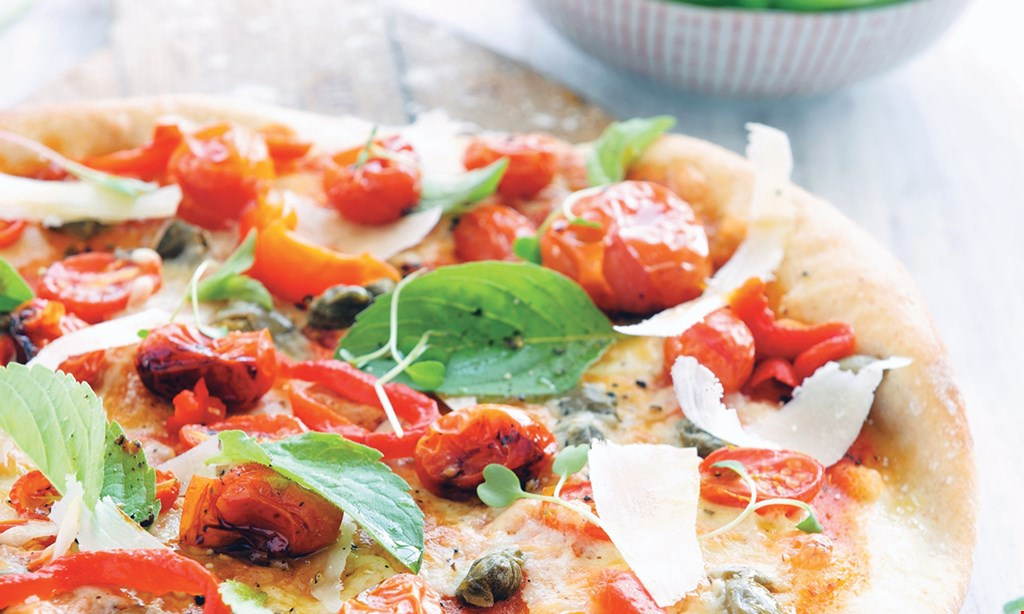 Product image for Grand Apizza North 10% OFF any food purchase