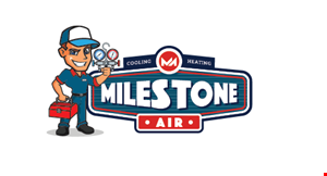 Product image for Milestone AIr $24 per A/C unit A/C tune-up