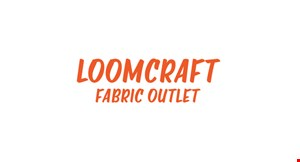 Loomcraft Fabric Outlet logo