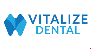 Vitalize Dental logo