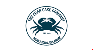 The Crab Cake Company logo