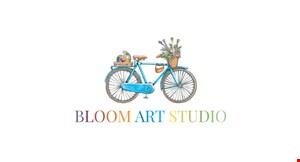 Bloom Art Studio logo