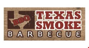 Texas Smoke Barbecue logo