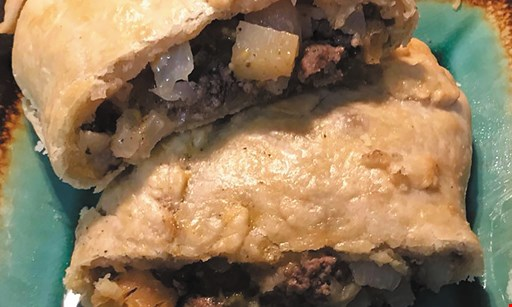 Product image for Sonsons Pasty Co. $10 OFF one dozen frozen pasty, pickup special.