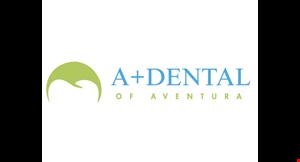 A+ Dental Of Aventura logo