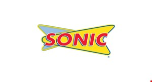 Product image for Sonic $2 off any purchase of $10 or more