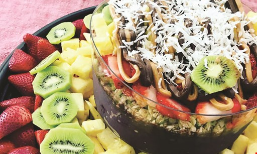 Product image for Frutta Bowls Miamisburg 10% OFF any party platter or catering order.