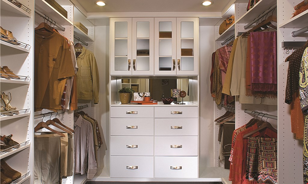 Product image for Closet Factory $400 Off Any Organizational System Over $2,500.