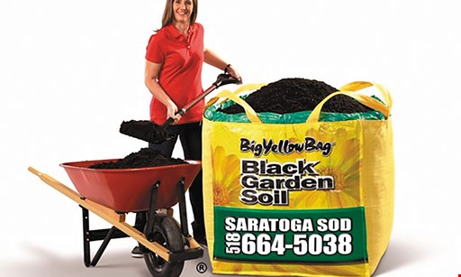 Product image for Saratoga Sod $10 Off by 5/15