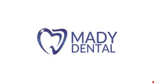 Mady Dental logo