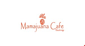 Product image for Mamajuana Cafe  - Woodbridge $5 off any check