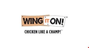 Wing It On logo