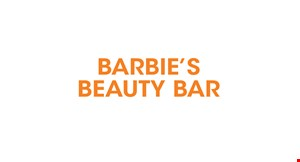 Barbie's Beauty Bar in Salon Lofts logo