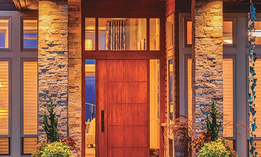 Product image for First Impression Doors & More 15% OFF INSTALLED ENTRY DOORS.
