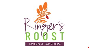 Product image for Ringer's Roost $10 off any purchase of $50 or more valid Sat-Thurs..