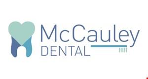 McCauley Dental logo