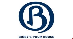 Bigby's Pour House logo