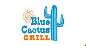 Blue Cactus Grill logo