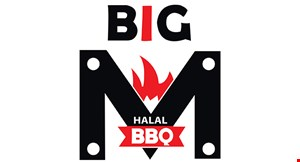Big M BBQ logo