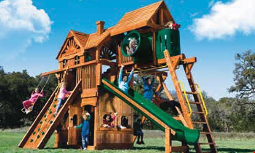 Product image for Rainbow Play Systems, Inc. TAKE 45% OFF ALL SWING SET PURCHASES.