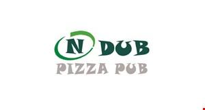 N-Dub Pizza Pub logo