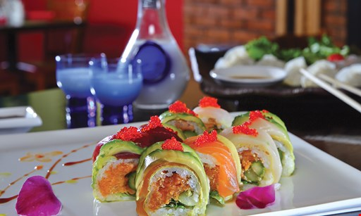 Product image for Niji Asian Bistro $10 Off any purchase of $50 or more.